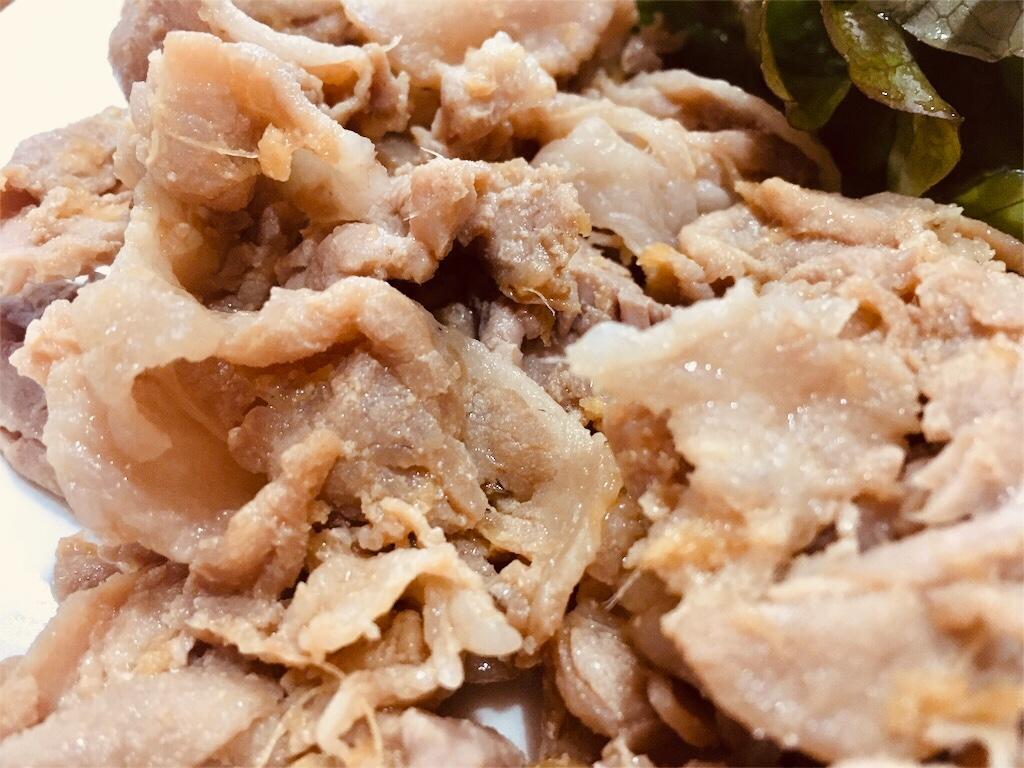 ホットクックでみりんなしの豚の生姜焼きアイキャッチ